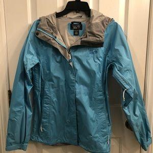 Mountain Hardware Rain Coat